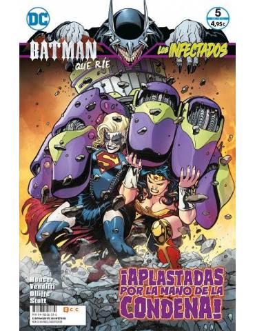 El Batman que ríe: Los infectados núm. 05 de 6