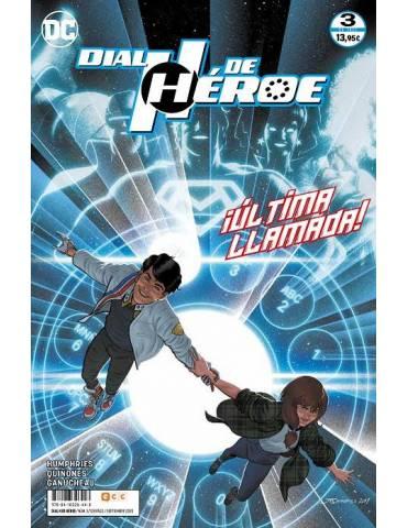 Dial H de Héroe núm. 03 de 3