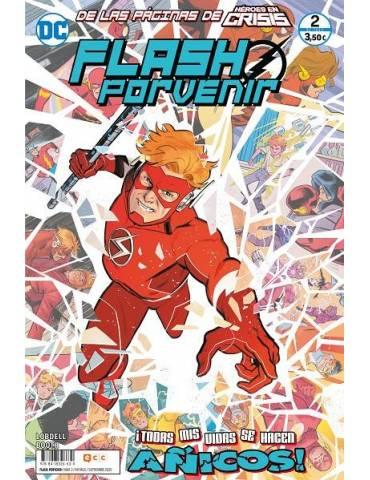 Flash: Porvenir núm. 2 de 3