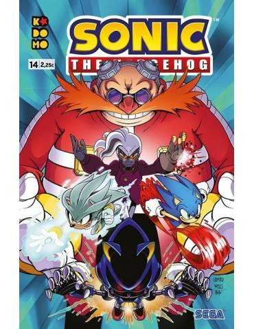 Sonic The Hedgehog núm. 14