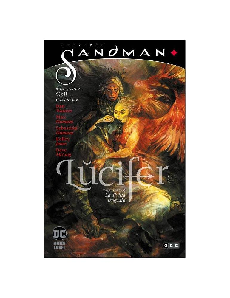Universo Sandman - Lucifer vol. 2: La divina tragedia