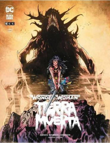 Wonder Woman: Tierra muerta vol. 1 de 2