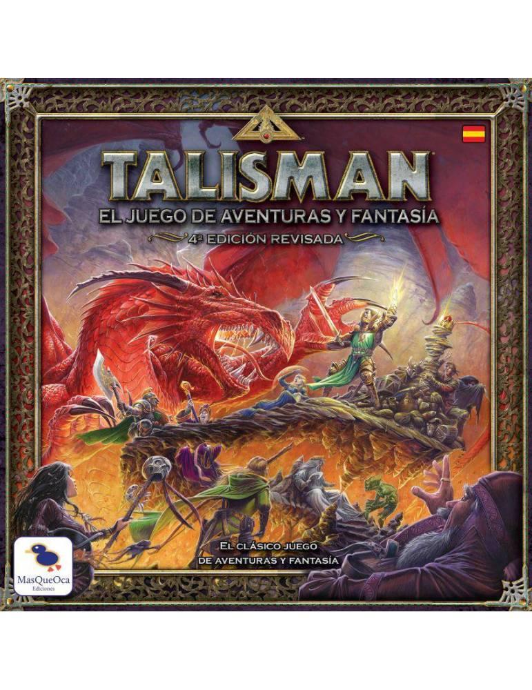 Talismán: Cuarta Edición Revisada