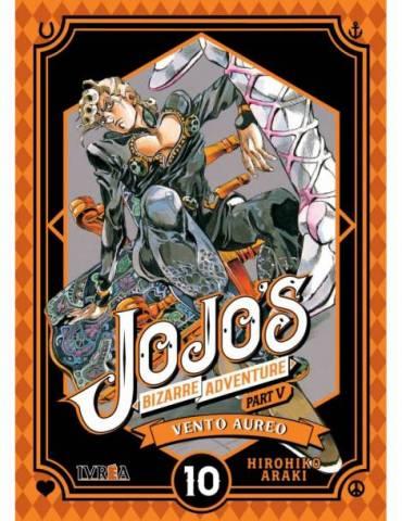 Jojo's Bizarre Adventure Parte 5: Vento Aureo 10