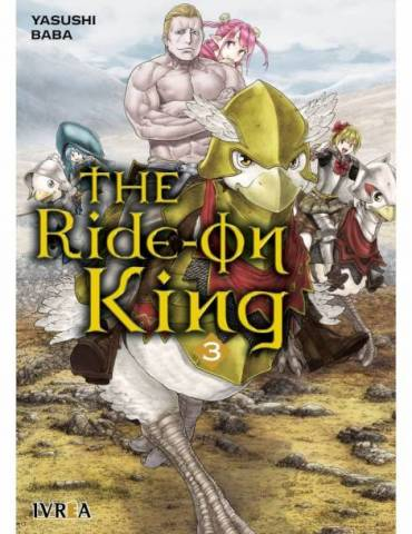 The Ride-On King 03