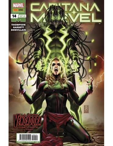 Capitana Marvel 14