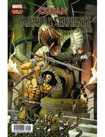 Conan. La Guerra de la Serpiente 02