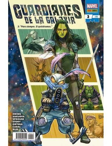Guardianes de la Galaxia 03