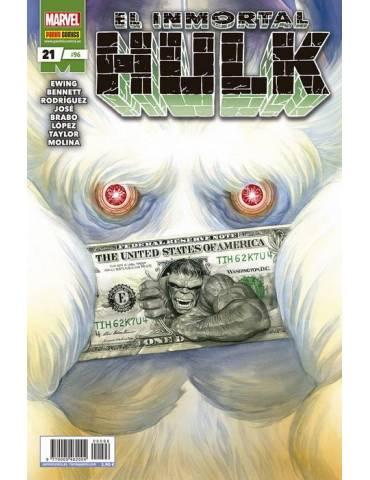 El Increible Hulk V.2 96 (El Inmortal Hulk 21)