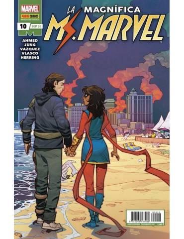 La Magnifica Ms. Marvel 10