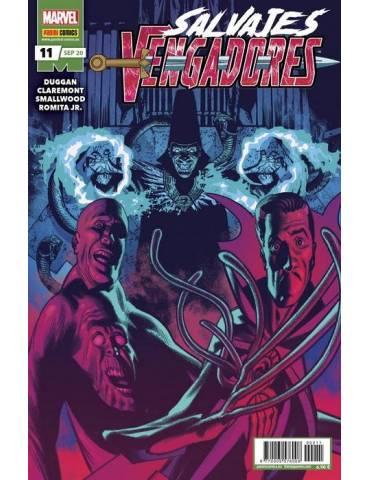 Salvajes Vengadores 11
