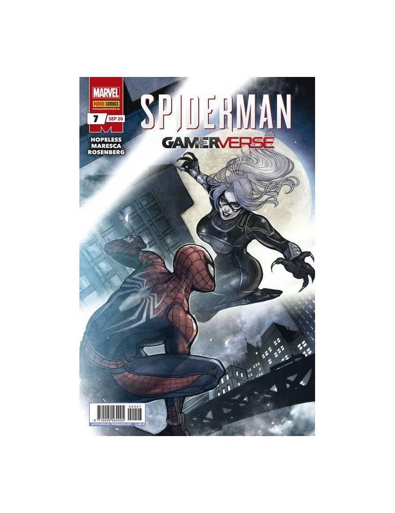 Spiderman: Gamerverse 07