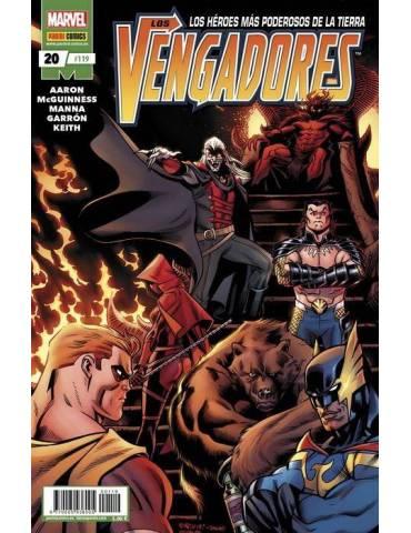 Los Vengadores 20