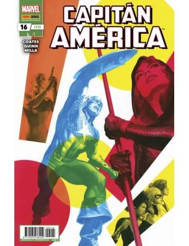 Capitán América 16