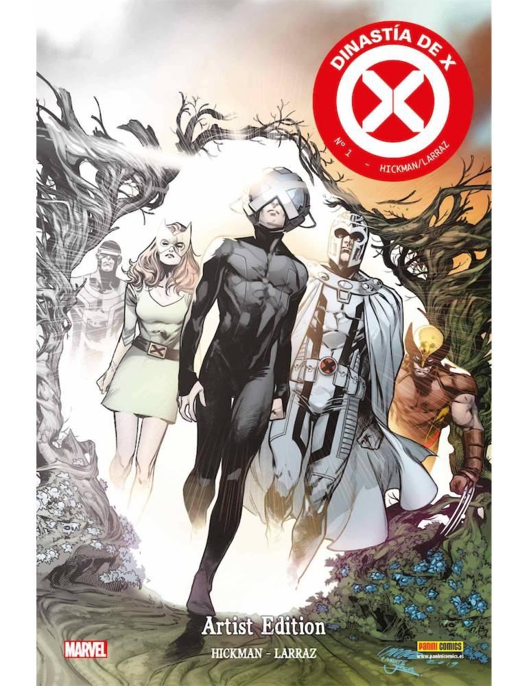Artist Edition. Dinastia de X 01 (Marvel Limited Edition)
