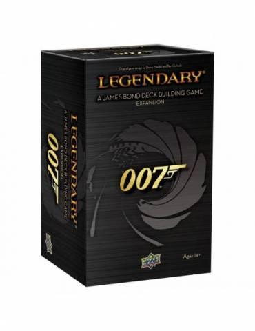 Legendary: A James Bond...