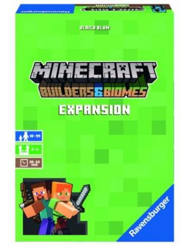 Minecraft: Builders & Biomes - Expansion (Castellano)