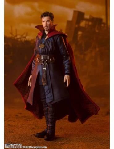 Figura Avengers Infinity War: Doctor Strange Battle on Titan Edition S.H. FiguArts 15 cm