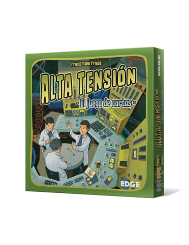 Alta Tensión: El juego de...