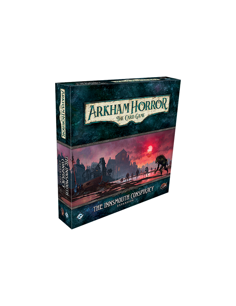 Arkham Horror: The Card Game - The Innsmouth Conspiracy (Inglés)