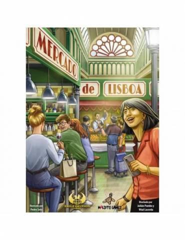 Mercado de Lisboa (Edición Kickstarter)