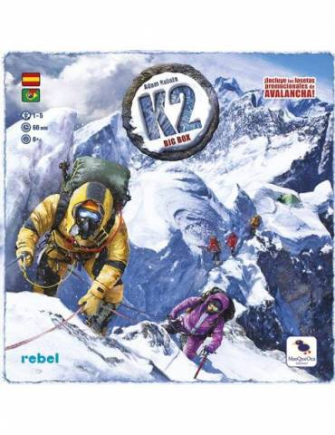 K2 Big Box (Castellano)