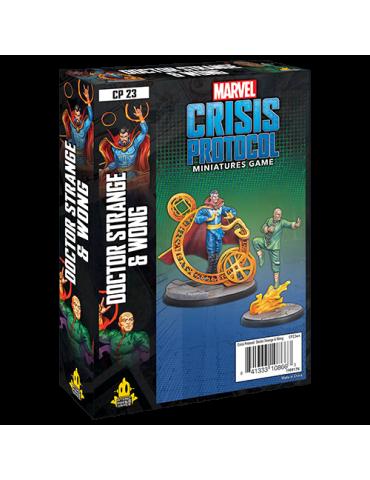 Crisis Protocol: Dr....