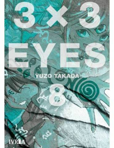 3 x 3 Eyes 08