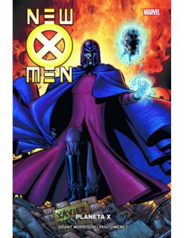 New X-Men 6 de 7: Planeta X