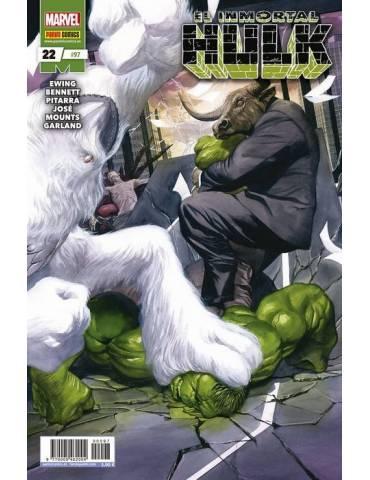 El Increible Hulk V.2 97 (El Inmortal Hulk 22)