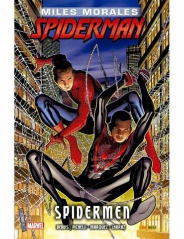 Ultimate Integral. Miles Morales Spiderman 02. Spidermen