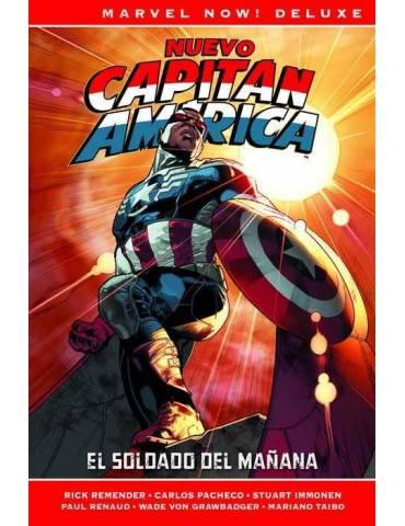 Capitan America de Rick Remender 03. El Soldado del Mañana (Marvel Now! Deluxe)