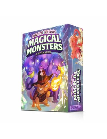 Wizard Kittens: Magical...