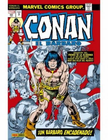 Conan El Bárbaro: La Etapa Marvel Original 03. ¡Un Barbaro Encadenado!