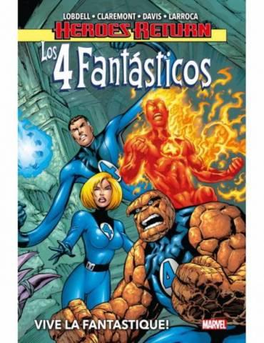 Los 4 Fantásticos 01. Vive le Fantastique!