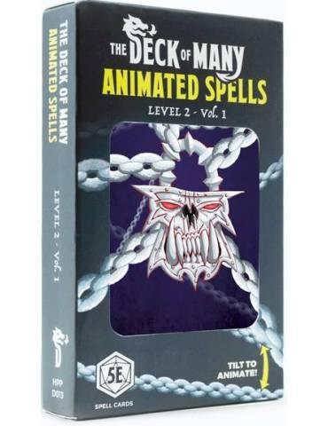 Animated Spells: Level 2...