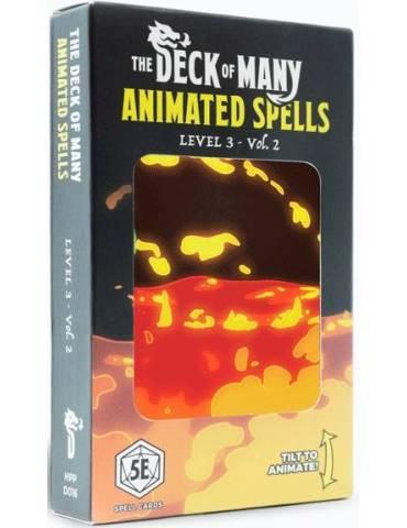 Animated Spells: Level 3...