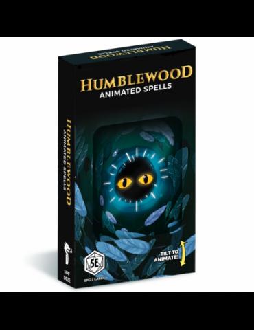 Humblewood Animated Spells