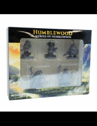Humblewood Mini: Heroes of...