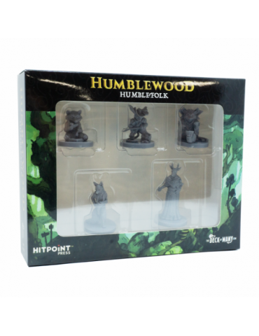 Humblewood Mini: Humblefolk