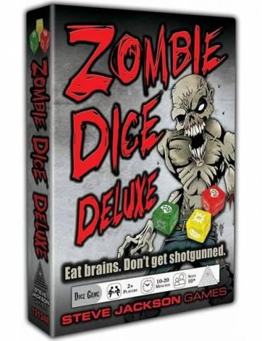 Zombie Dice Deluxe (Inglés)