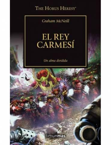 El Rey Carmesí (Herejía de Horus 44)