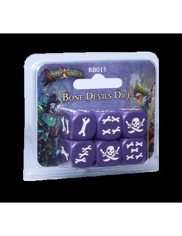 Rum & Bones: Set de dados...