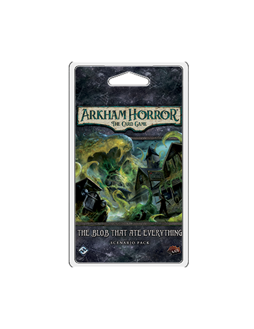 Arkham Horror: The Card Game - The Blob That Ate Everything (Inglés)