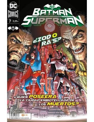 Batman/Superman núm. 07
