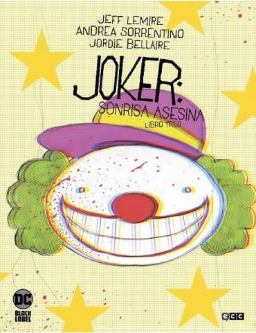 Joker: Sonrisa asesina vol. 3 de 3