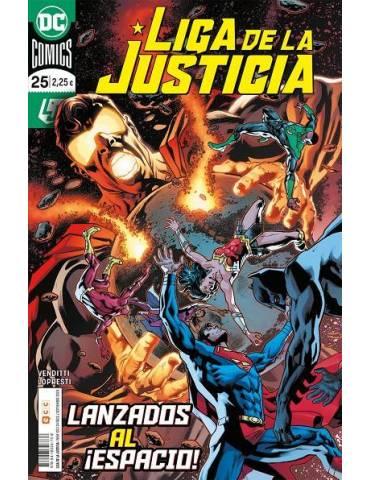 Liga de la Justicia núm. 103/ 25