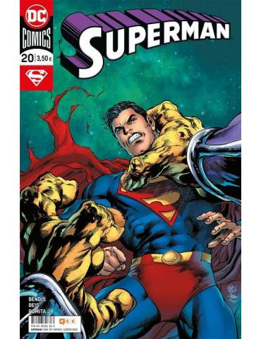 Superman núm. 99/ 20