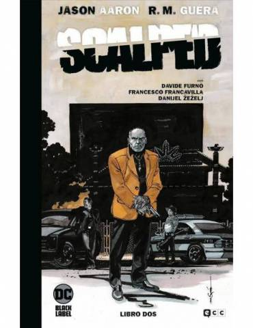 Scalped: Edición Deluxe limitada en blanco y negro vol. 2 de 3