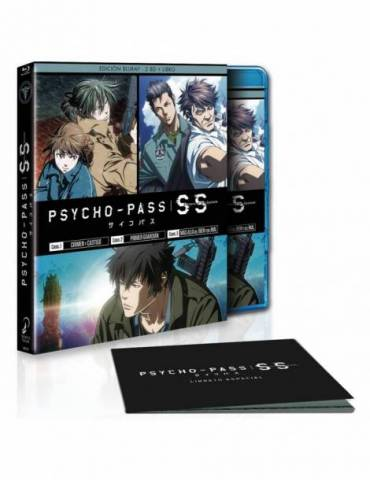 Psycho Pass Sinners of the...